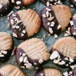 5 Ingredient Cashew Butter Cookies