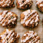 Pumpkin Pie Trail Mix Breakfast Cookies