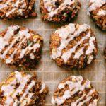 Pumpkin Pie Trail Mix Breakfast Cookies