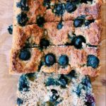 Grain-Free Lemon Blueberry Banana Bread