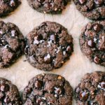 Double Chocolate Maple Caramel Cookies