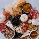 How to Make an Autumn Charcuterie Board with Trader Joe's Fall Items